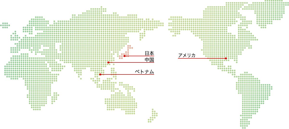 MAP GLOBAL – JP
